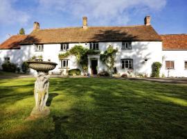 Langaller Manor House, Тонтон (рядом с городом West Monkton)