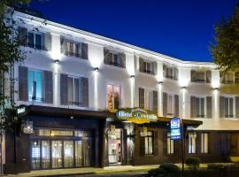 Best Western Le Comtadin, Карпантра