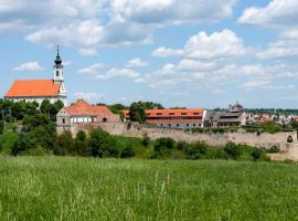 István Király Szálló, Pécsvárad (рядом с городом Apátvarasd)