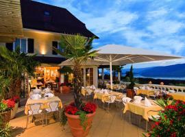 Restaurant-Hotel Seeblick, Mörigen
