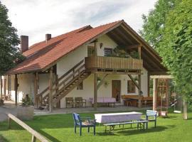 Ferienhof Beimler, Waldthurn (Floß yakınında)