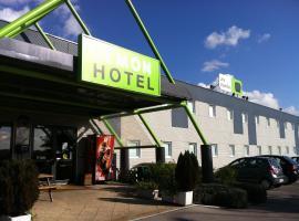 Lemon Hotel Arques, Arques (рядом с городом Blendecques)