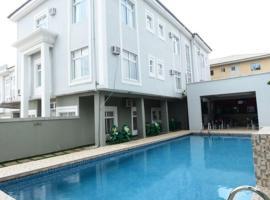 Prenox Hotel And Suites, Benin City (Near Oredo Edo)