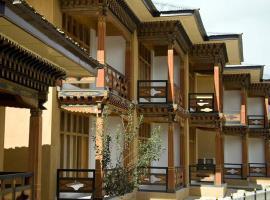 Tenzinling Resort, Paro (Drugyel Dzong yakınında)