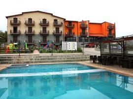Hotel Panorama, Agios Panteleimon (рядом с городом Amintaio)