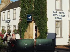 Duck's Inn, Aberlady (рядом с городом Haddington)