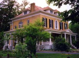 Beall Mansion An Elegant Bed & Breakfast Inn, Alton