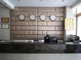 Xingrui Chain Hotel(Kaifeng Tongxu Wenwei Road), Tongxu (Weishi yakınında)