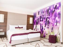 Ambient Hotel & Aroma Spa, Sikonda (рядом с городом Mánfa)