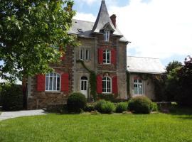 La Clef Du Bonheur, Le Loroux-Bottereau (рядом с городом La Chapelle-Basse-Mer)