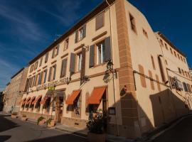 Logis Hotel Moderne Et Pigeon