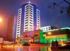 PingAn Hotel, Pingdingshan
