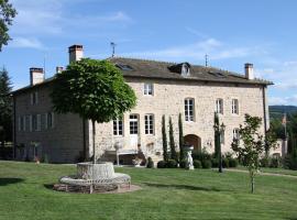 Manoir Montdidier, Saint-Léger-sous-la-Bussière (рядом с городом Matour)