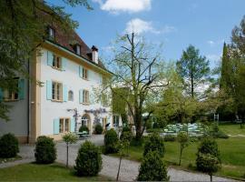 Schloss Überstorf, Ueberstorf (Schwarzenburg yakınında)