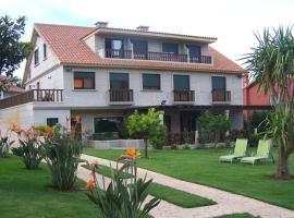 Apartamentos Ababides, Baiona (A Ermida yakınında)