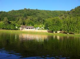 Camping du Lac, Laval-de-Cère