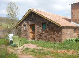 Gîte des Monts, Saint-Izaire