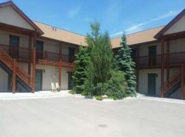 Teton Valley Motel, Victor