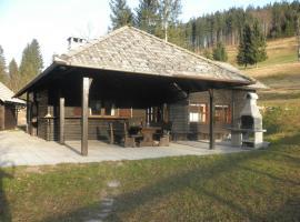 Holiday Home Čumar, Cerkno (Near Soriska Planina)
