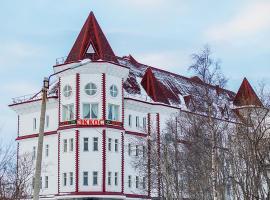 Отель Эккос, Кировск