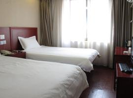 GreenTree Alliance FuJian XiaMen JiMei GuanKou Avenue AnRen Avenue Hotel, Xiamen (Shanchong yakınında)