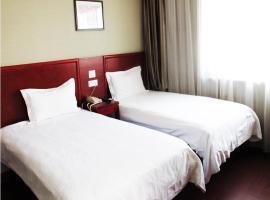 GreenTree Inn Zhejiang Taizhou Linhai Passenger Transport Center Lamei Road Business Hotel, Linhai