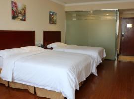 GreenTree Inn Shandong Heze Railway Station Business Hotel, Heze (Xinji yakınında)