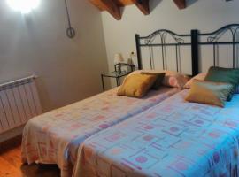 Pirinargi Apartamento, Abaurrea Alta (Abaurrea Baja yakınında)