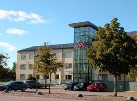 Olimpiska Centra Ventspils Hotel, Ventspils