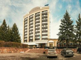 Отель Иртыш