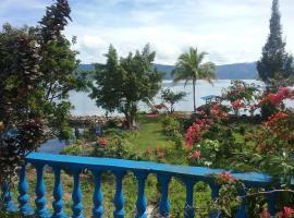 Sony Hotel Samosir, Tuk Tuk (рядом с городом Pematangraya)