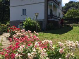 Casa Romano, Pian del Voglio (Madonna di Fornelli yakınında)