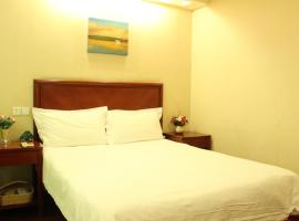 GreenTree Inn Shanxi Xinzhou South Jianshe Road Express Hotel, Xinzhou (Dingxiang yakınında)