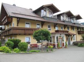 Landgasthof-Hotel Zum Anleitner, Rattenberg (Prackenbach yakınında)