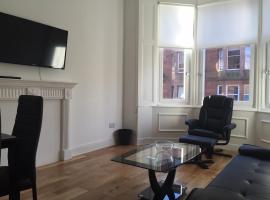 Glasgow West End Apartments, Глазго (рядом с городом Maryhill)