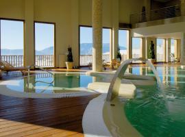 Hotel Golf & Spa Real Badaguás Jaca, Бадагуас (рядом с городом Isín)