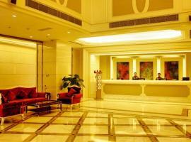 Fengguan Holiday Hotel, Dezhou (Lingcheng yakınında)