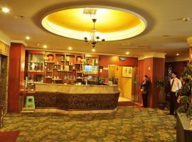 Xinyijia Express Hotel Shuangliu Yijia, Chengdu (Shuangliu yakınında)