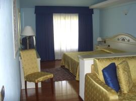 Hotel Genziana, Altavilla Vicentina (Montecchio Maggiore yakınında)
