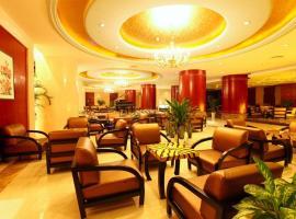 Double-Dove Peace International Hotel, Linhai