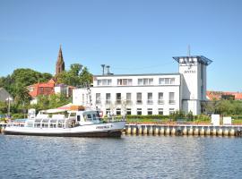 HafenHotel PommernYacht