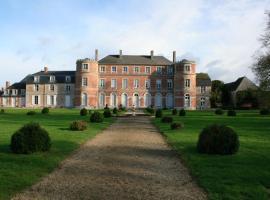 Château De Denonville, Denonville (рядом с городом Paray-Douaville)