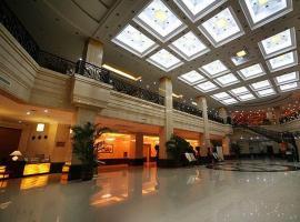 Huachi Yuehai Hotel, Shangqiu (Zhecheng yakınında)