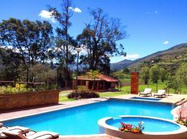 Arhaná Hosteria & Resort, Gualaceo (General Leonidas Plaza Gutiérrez yakınında)
