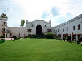 The Fort Ramgarh, Panchkula (рядом с городом Kūīwāli)