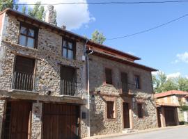 Casa Rural La Oca, Carrocera (Cañales yakınında)