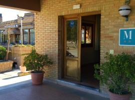 Hotel-Motel Sol II, Requena (Los Ruices yakınında)