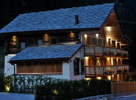 Historic Residenze Loo Bach, Gressoney-Saint-Jean