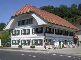 Gasthof Löwen, Melchnau