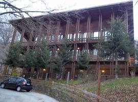 Hotel Sellata, Pignola